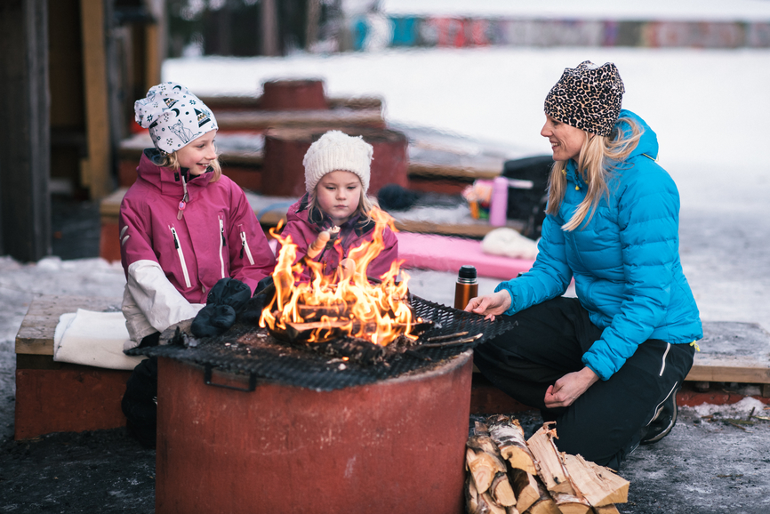 winter barbeque How to save $100s on your energy bill orange wealth