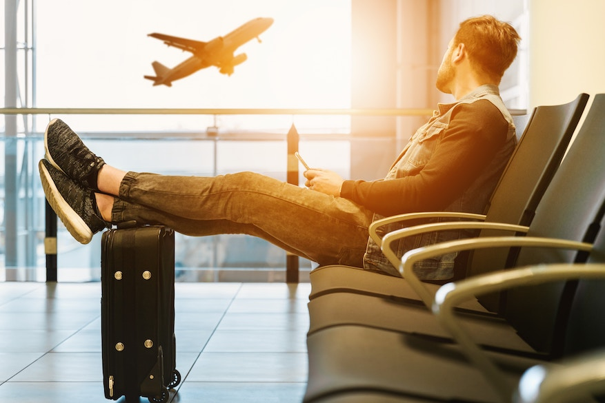 save money at the airport orange wealth